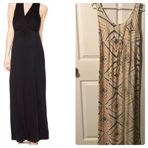 2 maternity dresses - size small